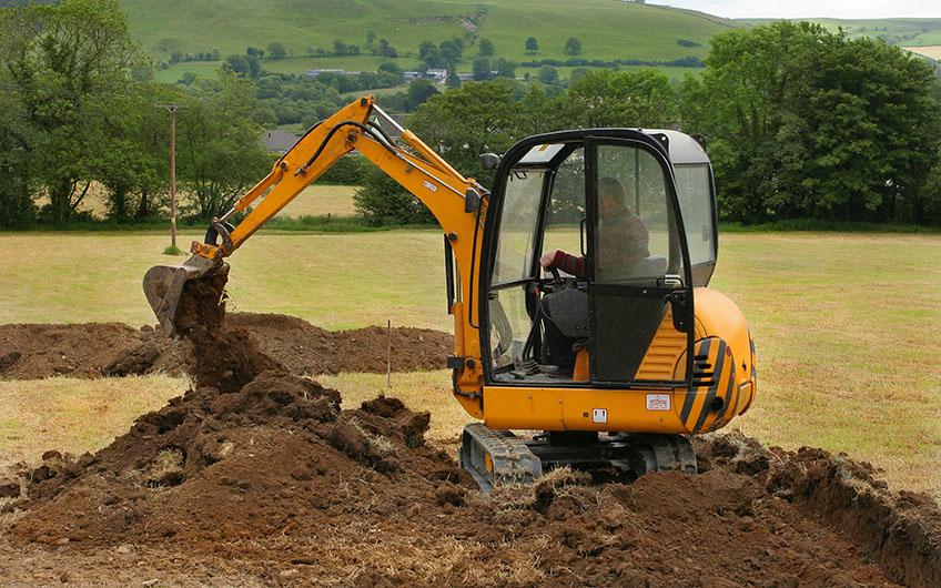 Residential Excavation in Wolverhampton